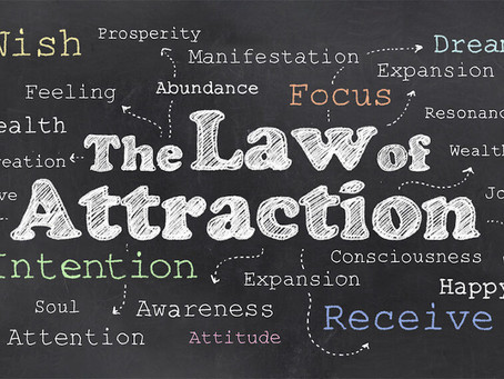 Are you pushing your blessings away? The power of Law of Attraction
