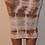 Thumbnail: Hazelnut Tie-Dye Pencil Skirt