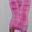 Thumbnail: Bubblegum Tie-Dye Pencil Skirt