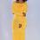 Thumbnail: Golden Yellow Tie-Dye Maxi Dress