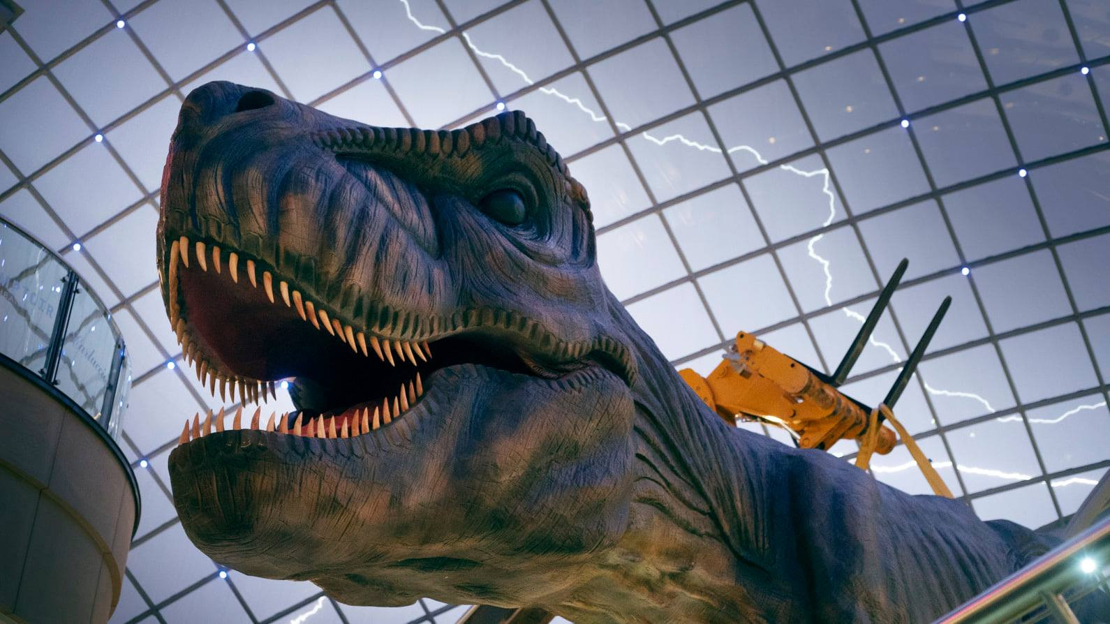 Installing Dinosaurs