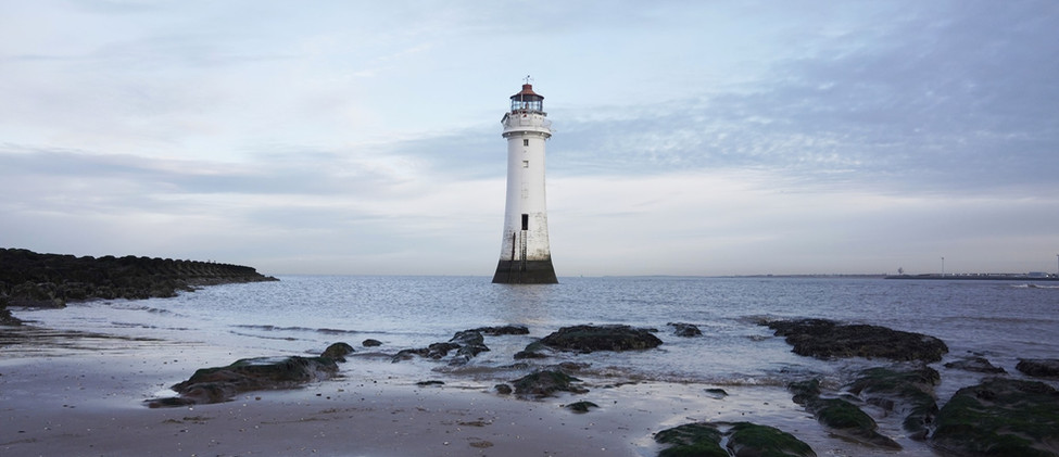 The Lighthouse of New Brighton
