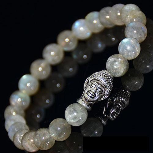 Bracelet Bouddha Labradorite