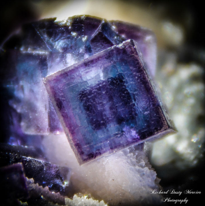 Fluorite Chalcedony