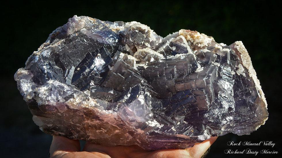 Fluorite Calcite du Pakistan