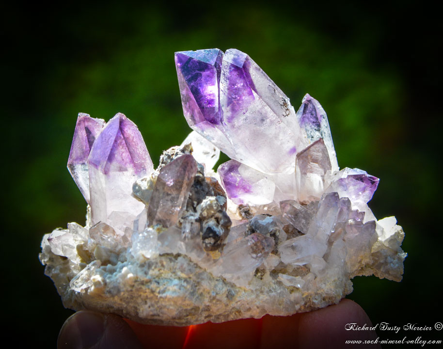 Amethyst Scepter