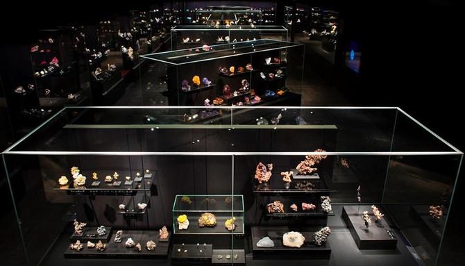 Minéraux de Musée