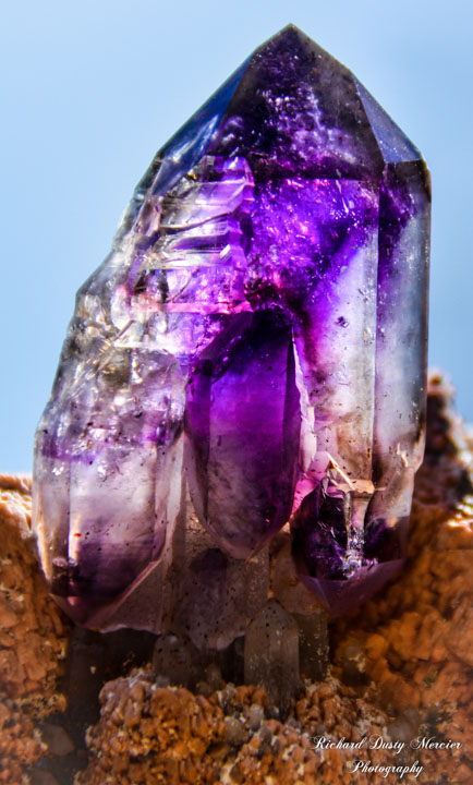 Amethyst from Africa