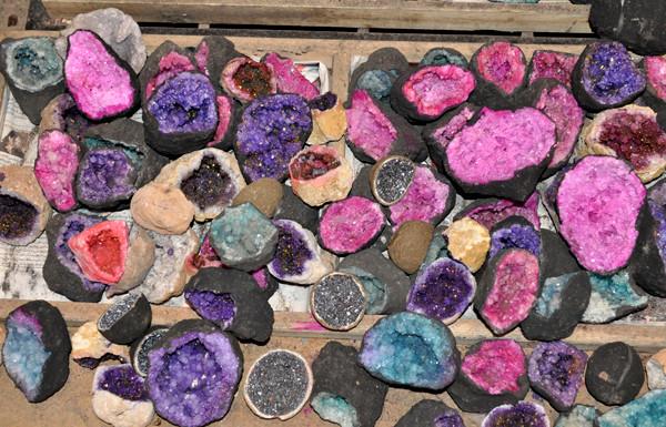 Fake Geodes