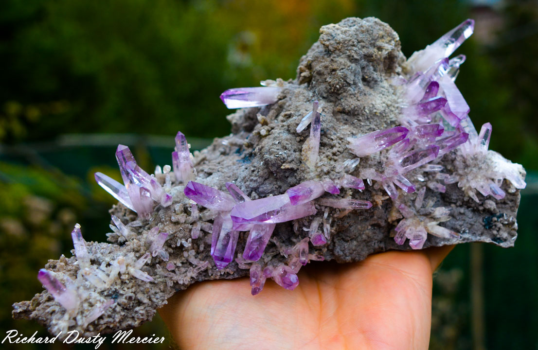 Amethyst from Mexico