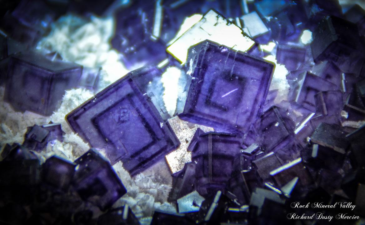 Fluorite Aragonite