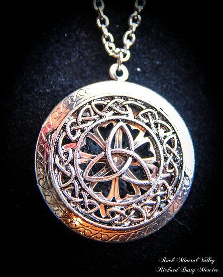 Pendentifs Diffuseur Celtique Croix des éléments