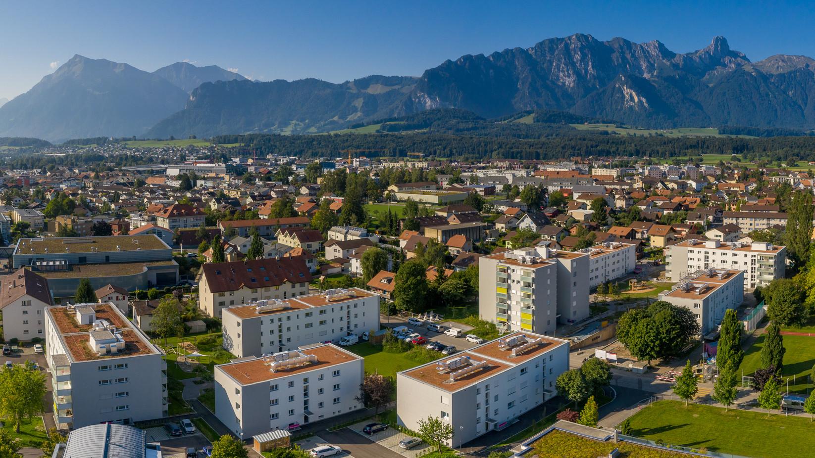 Siedlung Strättligen, Thun