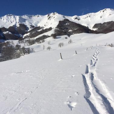 Balade en ski de rando 20-21