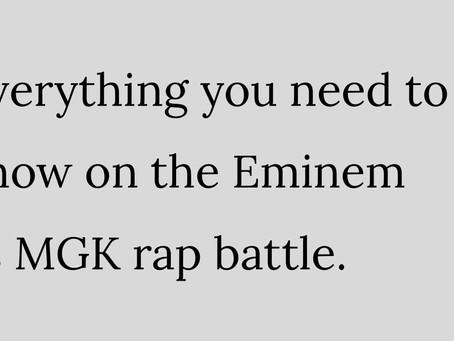 Current Rap Battle Controversy