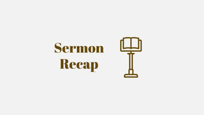 Sermon Recap: First Steps for Better Mental Health