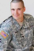 Spc. Joshua Avery Snapp