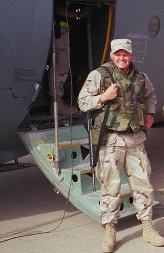 T Sgt. Mark Maiorana