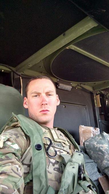Sgt. Douglas Riney