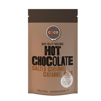 CÖCO Salted Caramel Hot Chocolate