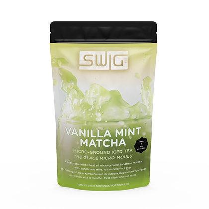 SWIG® Vanilla Mint Matcha Iced Tea