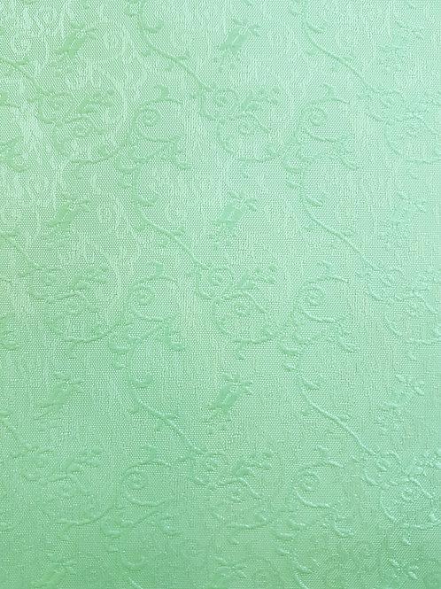 Jaquard  Vintage Stoff / Reststück Maße 90 x 190 cm