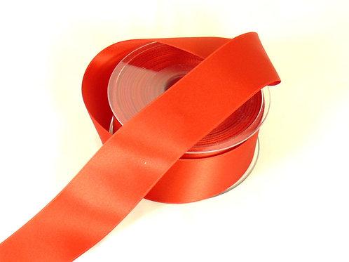 Schleifen-Satinbänder /  3,96€/m / Rot-Orange Töne