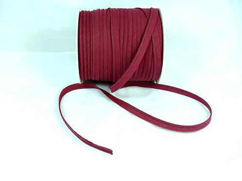 Paspolband Baumwolle/ 1,80€/m  / Rot / Rosatöne