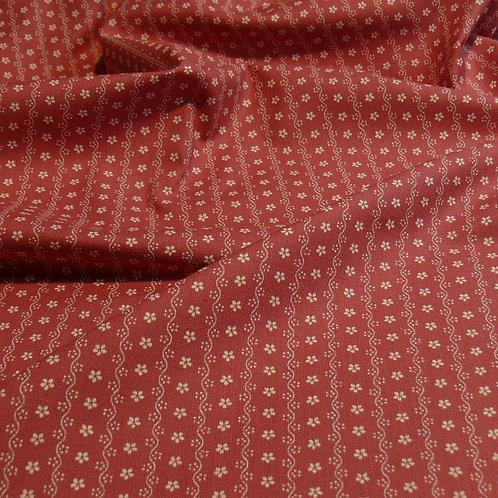 Vintage Baumwoll Stoff / 29,96€/m