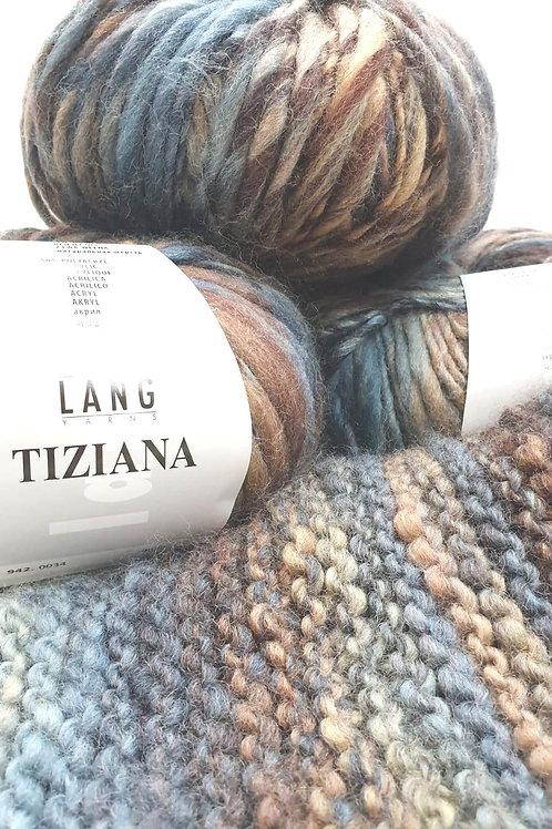 """ Lang Yarns"" Tiziana / 3 Knäul / 300g  / Statt 26,85 Euro jetzt nur 15 Euro"