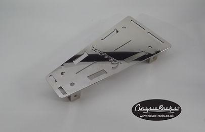 PX footplate rack, PX floorboard rack, px rack stainless steel