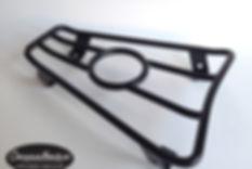 vespa GTS cup holder rack