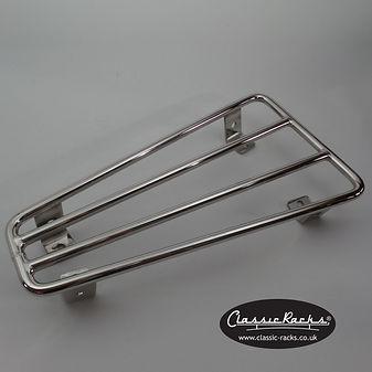 Vespa Px T5 LML rack, PX foot rack, PX floorboard rack, px rack