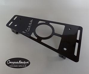 Vespa PX cup holder rack,  px rack