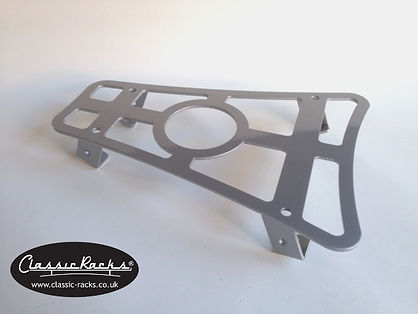 Vespa GTS cup holder plate