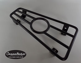 Vespa PX foot rack cup holder, px rack, px cupholder
