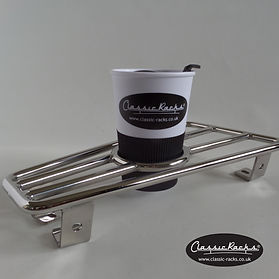 Vespa PX rack cupholder