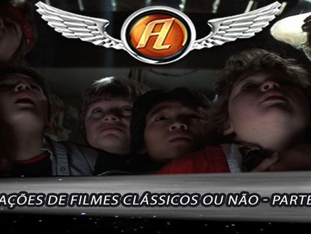 Aerolitos Podcast #029 – Indicações de Filmes Clássicos ou Não – Parte 2!
