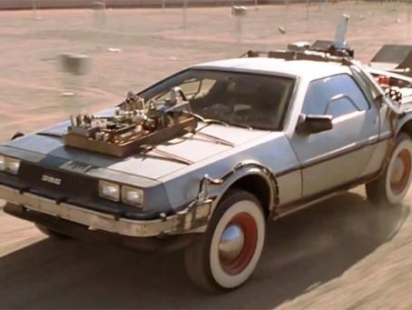 Os carros mais desejados do Cinema!