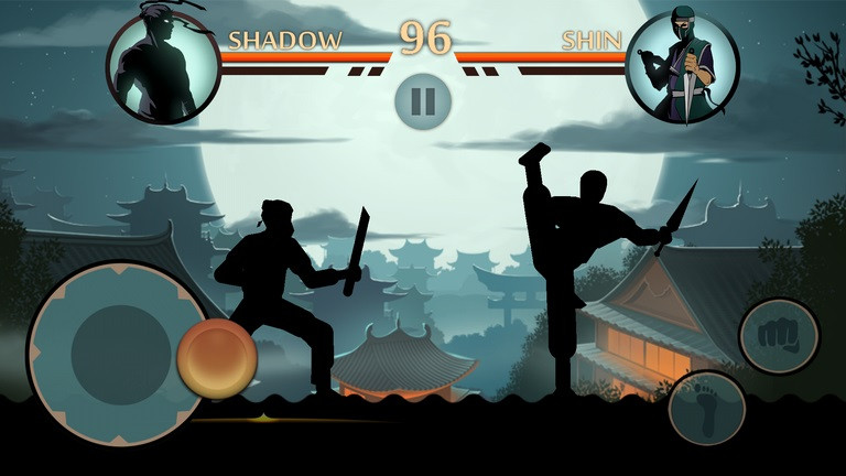Shadow Fight 2-