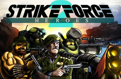Strike Force Heroes 2: Ele vai te prender no PC!