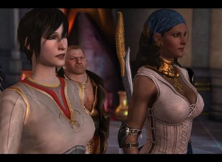 Dragon Age III Adiado Para As Futuras Plataformas