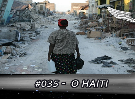 Aerolitos Podcast #035 – O Haiti!