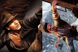 O Que Seria de Uncharted Sem Indiana Jones?