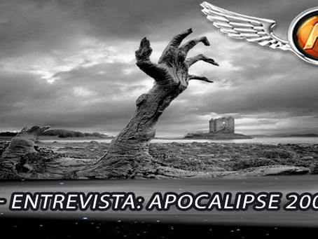 Aerolitos Podcast #024 – Entrevista: Apocalipse 2000