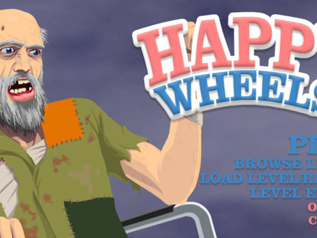 Happy Wheels – Se Divirta por aqui!