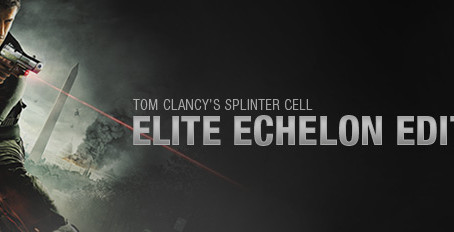 Sorteio do Jogo Tom Clancy's Splinter Cell