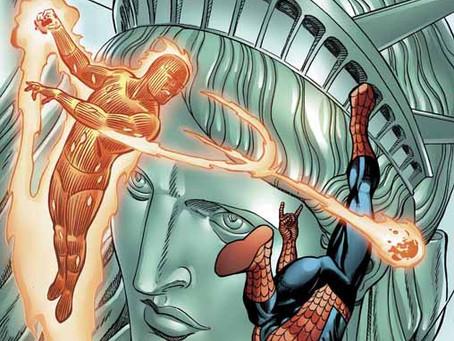 Bem Pra Lá De Acapulco…. Marvel em Nova York!