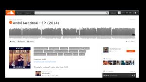Ouça André Iarozinski - EP no soundcloud