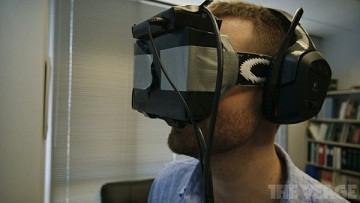 A Realidade Virtual Volta à Cena